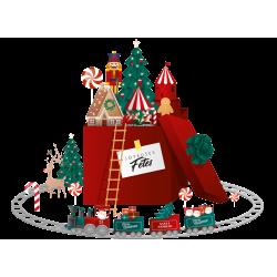 Le Petit Monde Cadeau de Noël